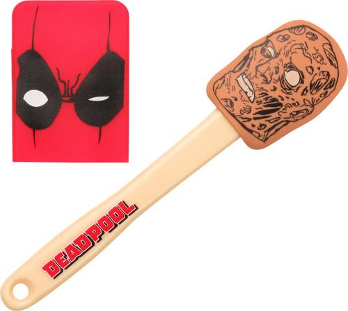 Deadpool Removable Mask Spatula