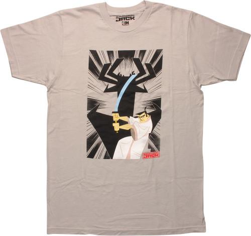 Samurai Jack Epic Battle Ready T-Shirt