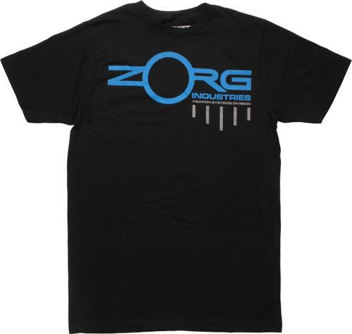 Fifth Element Zorg Industries WSD Logo T-Shirt