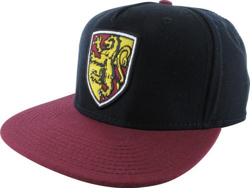 factory price 60b48 6c158 Harry Potter Gryffindor Crest Snapback Hat