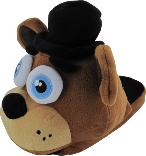 Five Nights at Freddy's Freddy Fazbear Slippers