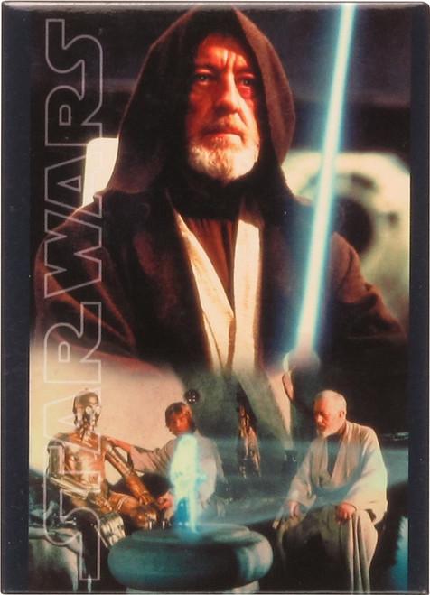 Star Wars Obi-Wan Kenobi Tile Magnet