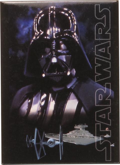 Star Wars Darth Vader Star Destroyer Tile Magnet