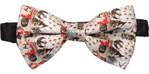 Star Wars Rogue One Collage Bow Tie