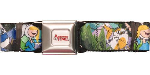 Adventure Time Swap Group Seatbelt Belt