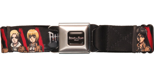 Attack on Titan Trainee Wrap Seatbelt Belt