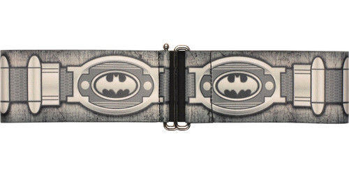 Batman Utility Belt Gray Cinch Waist Belt