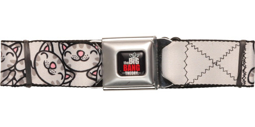 Big Bang Theory Soft Kitty Wrap Seatbelt Belt