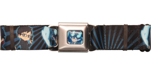 Blue Exorcist Chibi Rays Seatbelt Belt