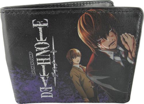 Death Note Light L Apple Wallet