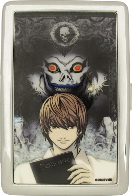 Death Note Light Ryuk Notebook Large Card Case