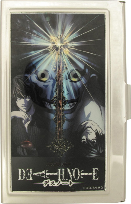 Death Note Light Ryuk L Card Case