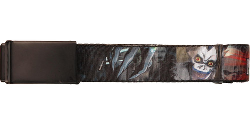 Death Note Trio Collage Mesh Belt
