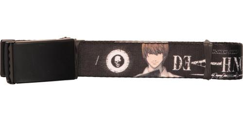 Death Note Light Yagami Mesh Belt