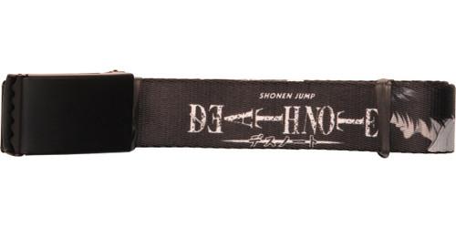 Death Note L Poses Mesh Belt