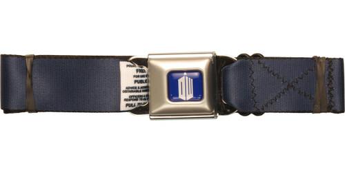 Doctor Who TARDIS Wrap Seatbelt Belt