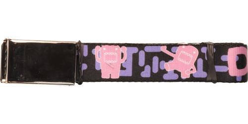 Domo Kun Pink Poses Mesh Belt