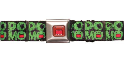 Domo Kun Slime Name Seatbelt Belt