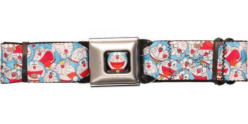 Doraemon Jumble Seatbelt Belt