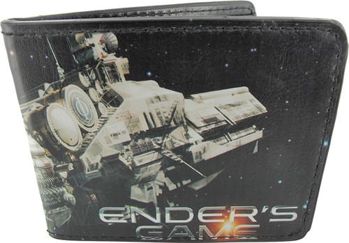 Ender's Game Fleet Ship Wallet