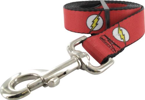 Flash Bolt Logo Pet Leash