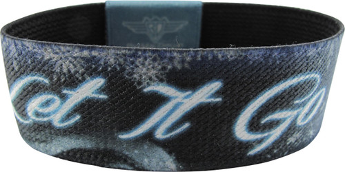 Frozen Elsa Let it Go Elastic Wristband