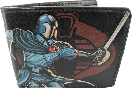 GI Joe Cobra Commander Sword Wallet