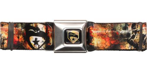 GI Joe Grunge Eagle Seatbelt Belt