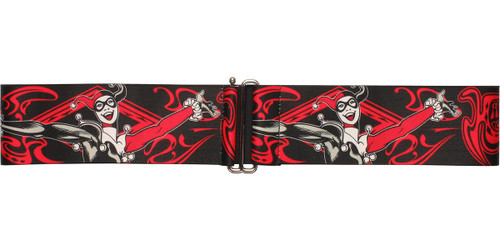 Harley Quinn Fancy Name Cinch Waist Belt