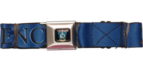 Harry Potter Ravenclaw Name Crest Seatbelt Belt