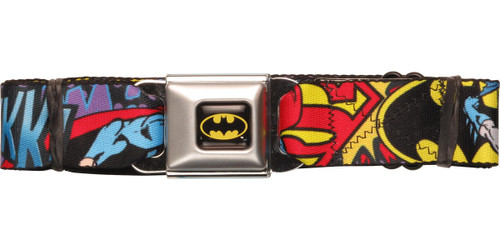 Justice League Super Bat Wrap Seatbelt Belt