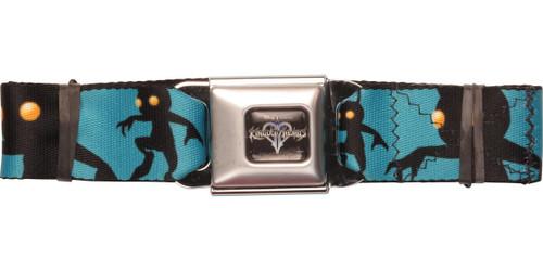 Kingdom Hearts Shadow Poses Seatbelt Belt