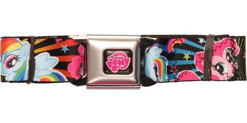 My Little Pony Dark Sunburst Seatbelt Belt