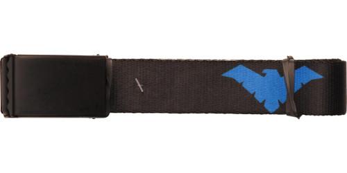 Nightwing Logo Wrap Mesh Belt
