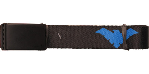 Nightwing Logo Wrap Mesh Belt