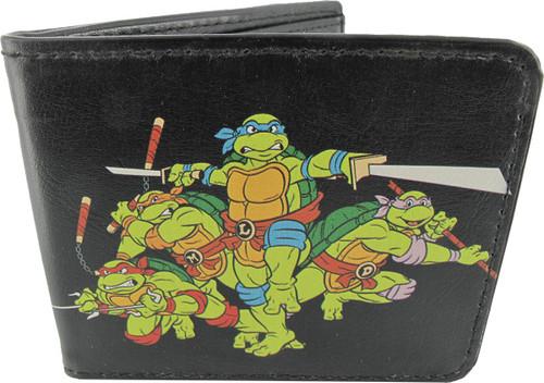 Ninja Turtles World Tour 84 Group Wallet