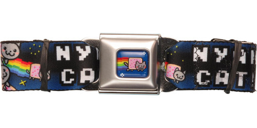 Nyan Cat Group Seatbelt Belt