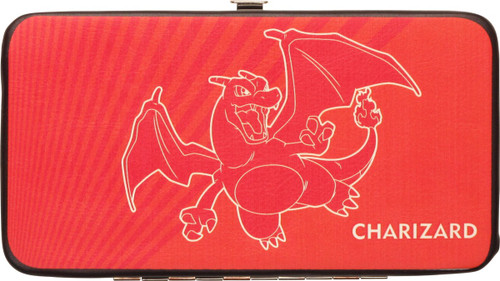 Pokemon Charizard Outline Clutch Wallet