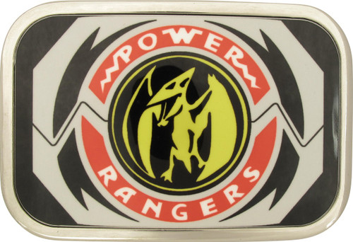 Power Rangers Pterodactyl Morpher Belt Buckle
