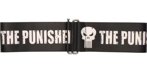 Punisher Weathered Name Cinch Waist Belt