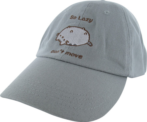 Pusheen the Cat So Lazy Hat 0882a54823f7