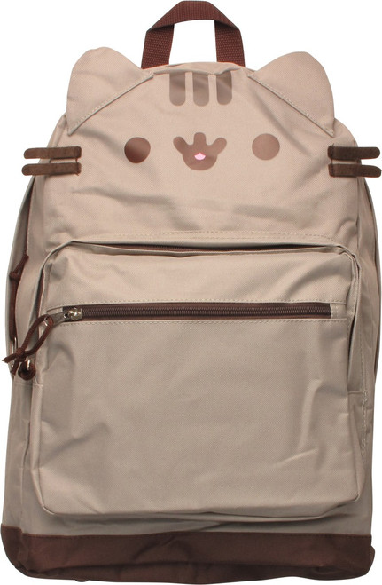 156decde80f Pusheen the Cat Face Backpack