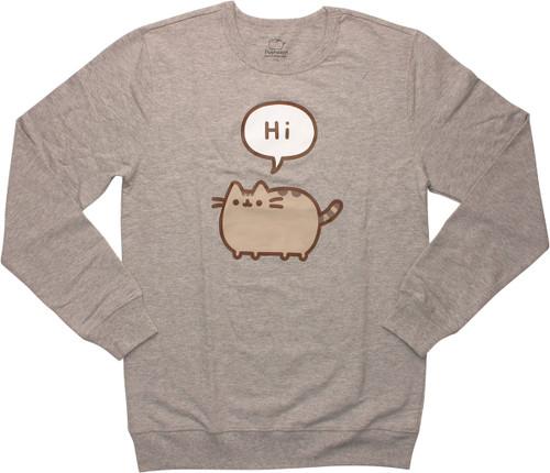 Pusheen the Cat Hi Bye Sweatshirt