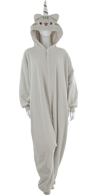 Pusheen the Cat Unicorn Kigurumi Pajamas