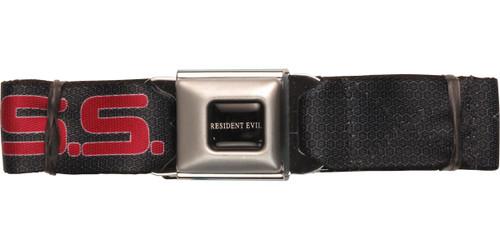 Resident Evil USS Logo Seatbelt Belt