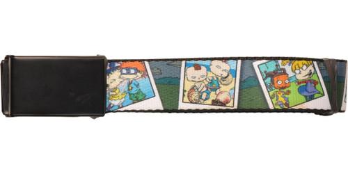 Rugrats Photo Wrap Mesh Belt