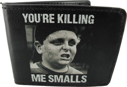 Sandlot Ham Killing Me Smalls Wallet