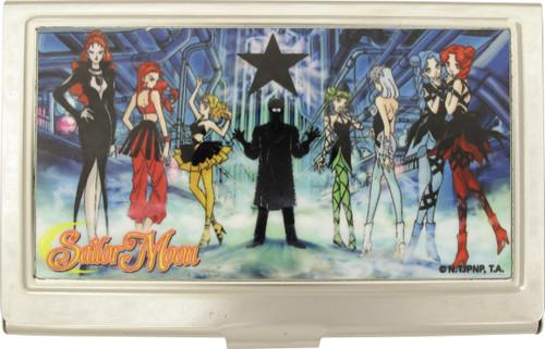 Sailor Moon Villains Card Case