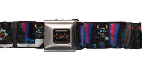 Shovel Knight Game Scene Seatbelt Belt