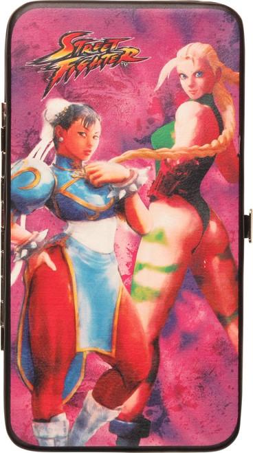 Street Fighter IV Female Fighters Clutch Wallet
